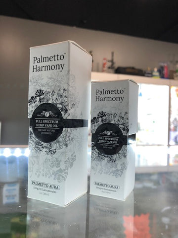 palmetto harmony full spectrum vape oils
