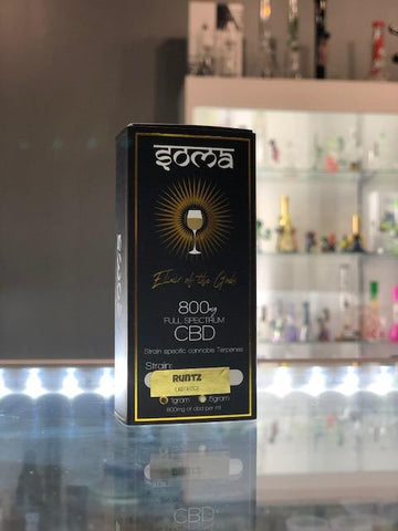 soma cbd full spectrum 800mg vape cartridge