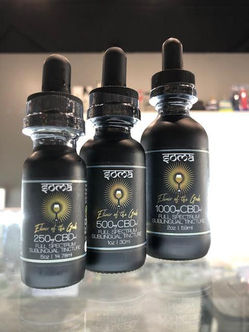 soma full spectrum cbd oil