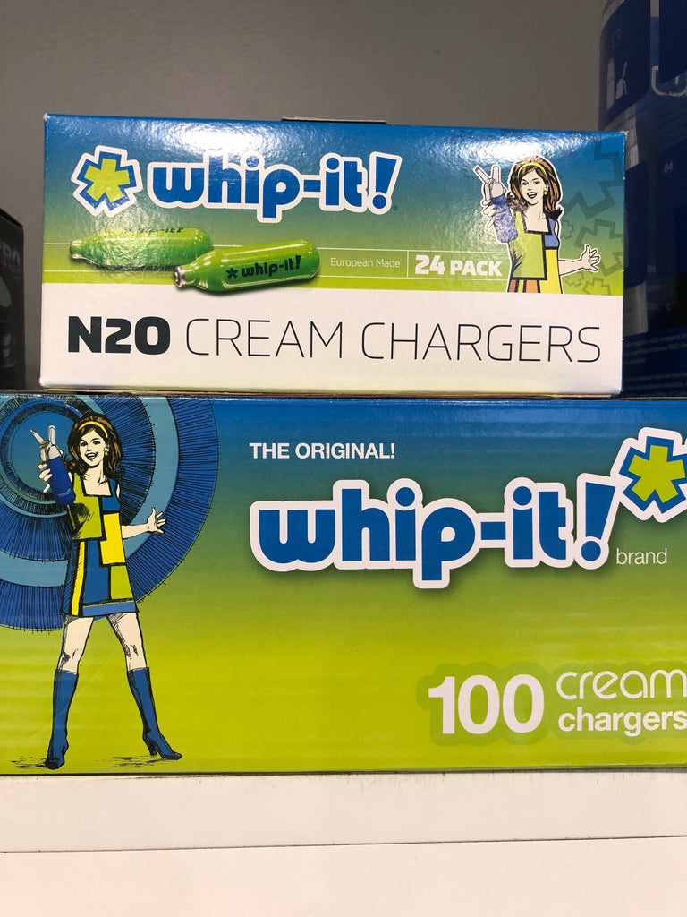 Whip-It Whipped Cream Charger