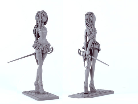 Fencer Resin Kit