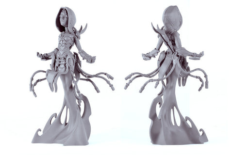 Dark Priestess Resin Kit