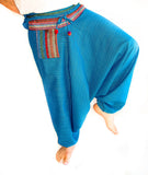 Aladdin Pant - Blue, Large