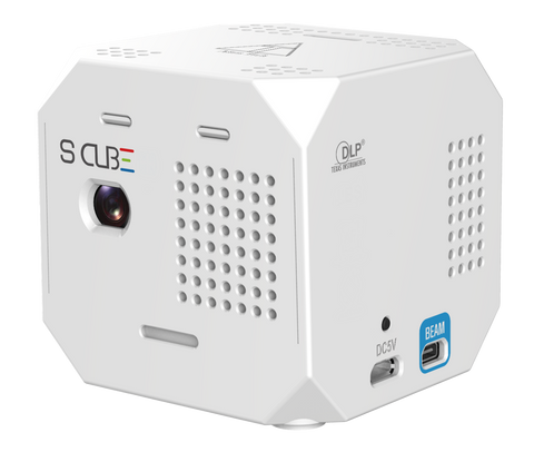 S Cube Projector