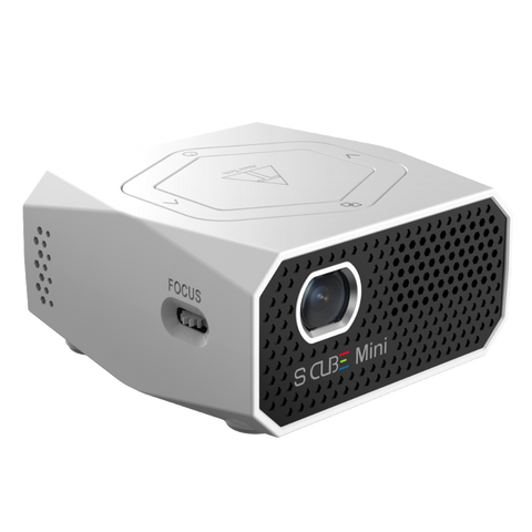 S Cube Mini Projector (Coming Soon - Not Yet Available)