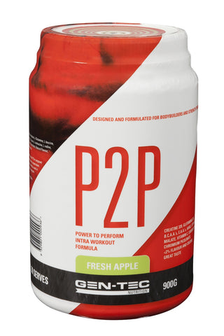 Gen Tec - P2P Intra Workout