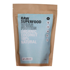 Raw Superfood Vegan Protein by WildBag