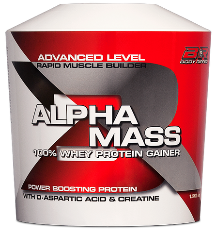 Alpha Mass by Body Ripped