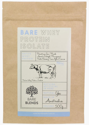 Bare Blends - Bare WPI