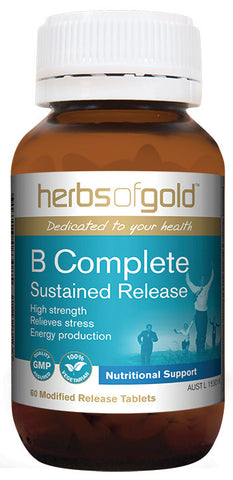 Herbs of Gold - B complete Sustained Release