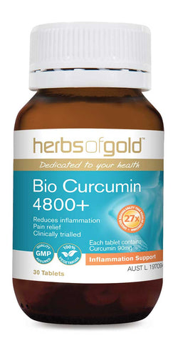 Herbs of Gold - Bio Curcumin 4800+