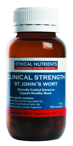 Ethical Nutrients - Clinical Strength St John's Wort