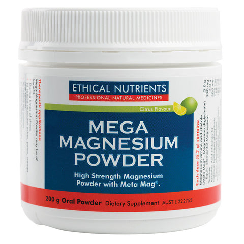 Ethical Nutrients - Mega Magnesium Powder