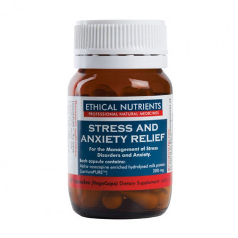 Ethical Nutrients - Stress and Anxiety Release