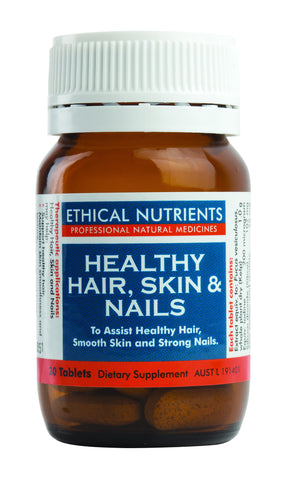 Ethical Nutrients - Healthy Hair Skin and Nails