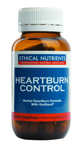 Ethical Nutrients - Heart Burn Control