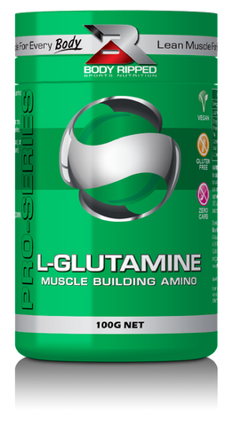 L-Glutamine by Body Ripped