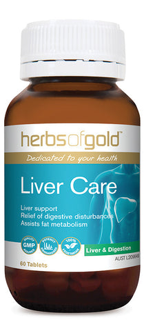 Herbs of Gold - Liver Care