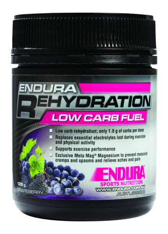 Endura - Rehydration Low Carb Fuel
