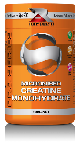 Micronised Creatine Monohydrate by Body Ripped