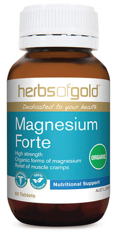 Herbs of Gold - Magnesium Fort