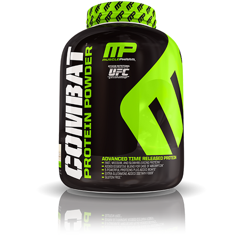 Combat 100% Whey by Muscle Pharm