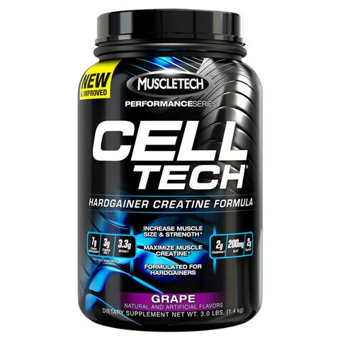 Muscle Tech - Cell Tech