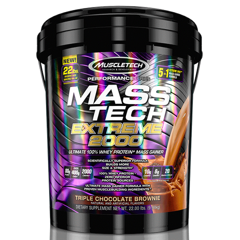 Muscle Tech - Mass Tech Extreme 2000