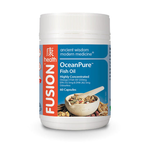 Fusion - OceanPure Fish Oil