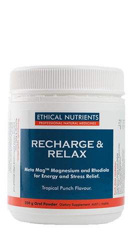 Ethical Nutrients - Recharge & Relax