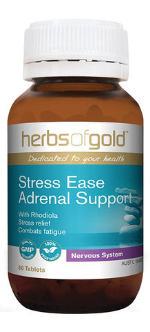 Herbs of Gold - Stress Ease Adrenal Support