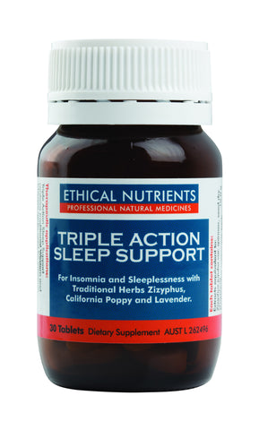 Ethical Nutrients - Triple Action Sleep Support