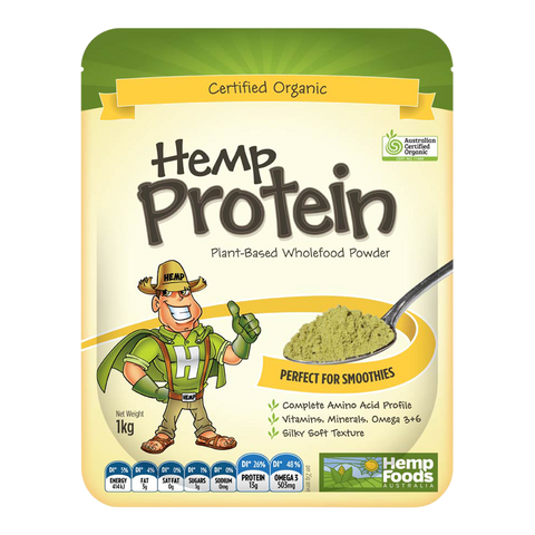 Hemp Foods - Hemp Protein Powder