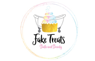 Fake Treats Bath Bombs Bubbles Soaps