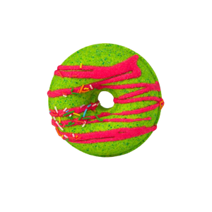 Watermelon Donut Bath Bomb