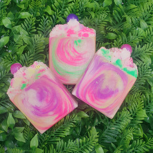 Pink Moscato Bar Soap