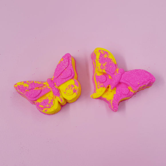 Fruit Salad Butterfly Bath Bomb