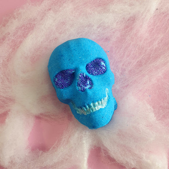 Skull Kandy Bath Bomb Halloween