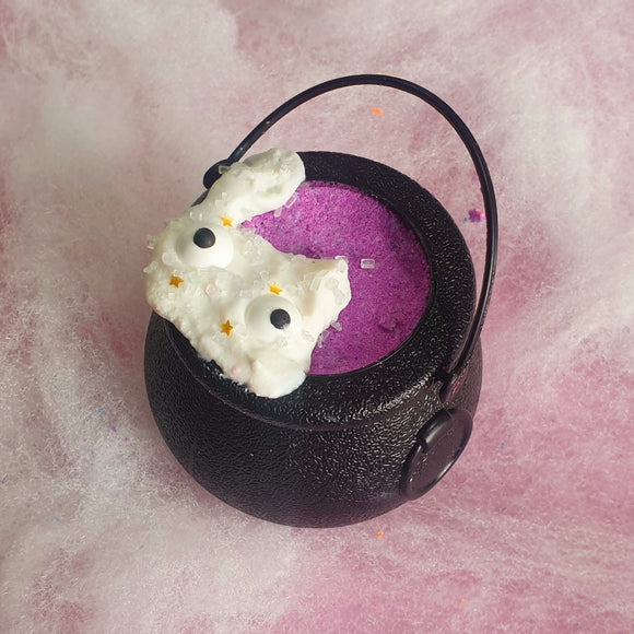 I See You Cauldron Bath Bomb Halloween