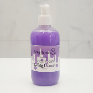 Lullaby Lavender Body Syrup Body Wash