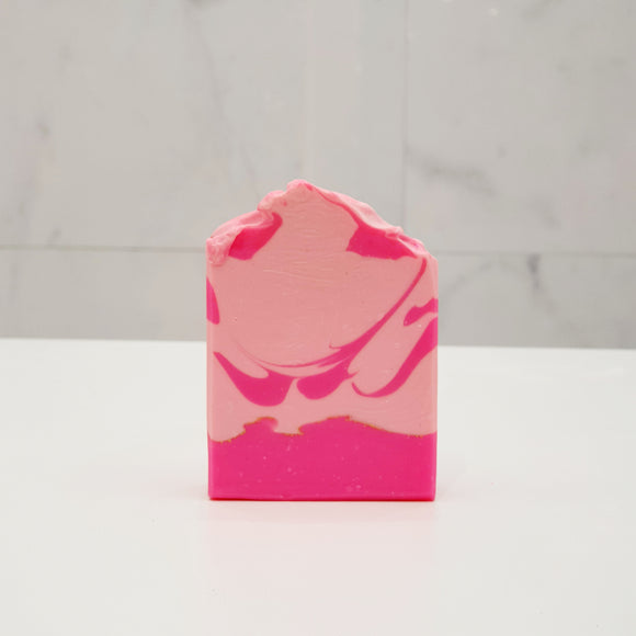 Pink Moscato Soap Bar