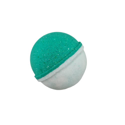 Coconut Cream Round Bath Bomb