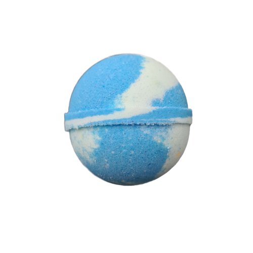 Blueberry Cheesecake Bath Bomb