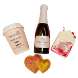 Soak up the Love Mumma - Pampering Gift Set with or without Bubbly Drink