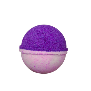 BlackBerry and Ylang Ylang Round Bath Bomb