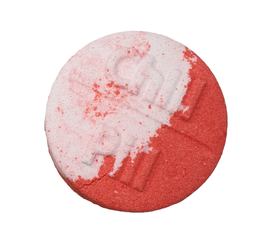 Stay Calm Chill Pill Bath Bomb