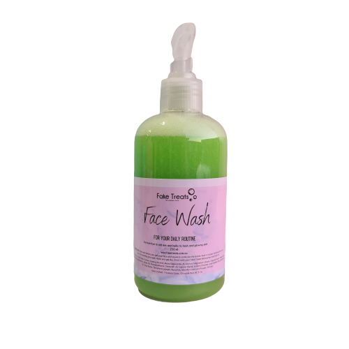 Face Wash - Lime Sorbet