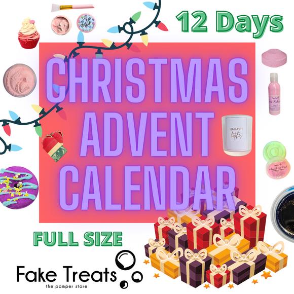 PRE-ORDER ADVENT CALENDAR - FULL SIZE - 12 DAYS