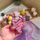 Candy Star Bath Bomb