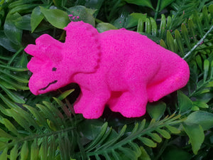 Dino Bath Bombs - Tricey the Dinosaur